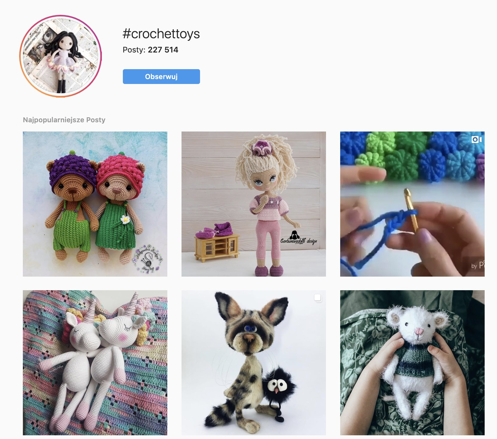 crochettoys instagram
