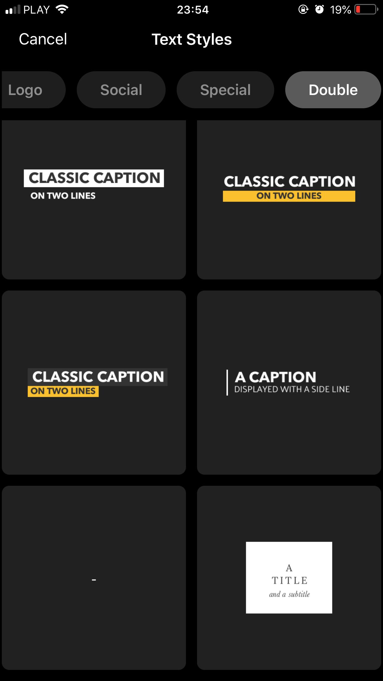 aplikacje do insta story mojo