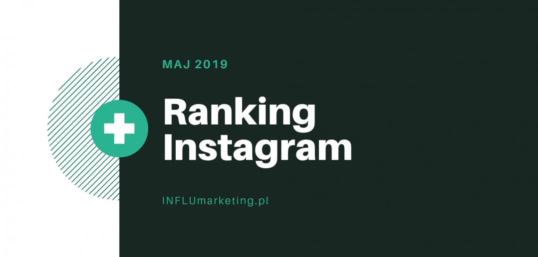 ranking instagram maj 2019