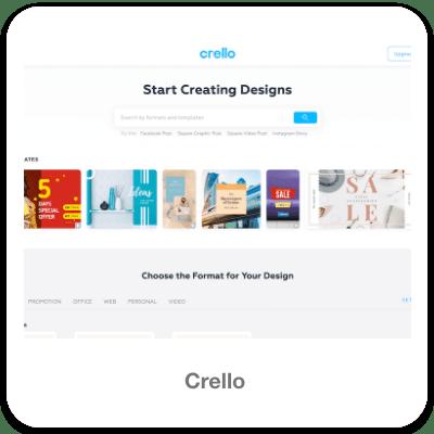 Darmowa aplikacja do tworzenia grafik crello