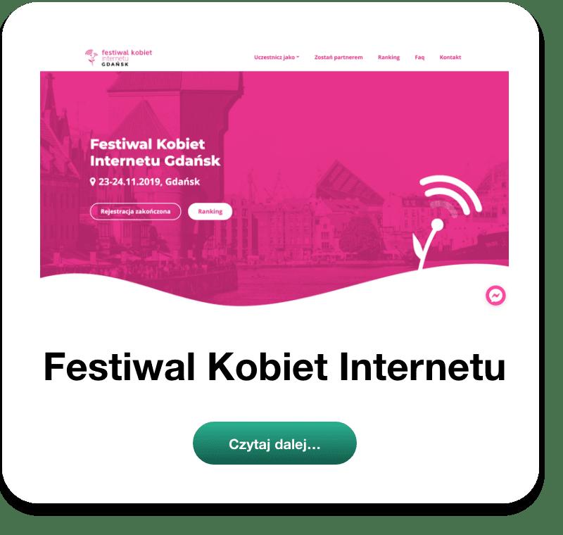 festiwal kobiet internetu gdańsk