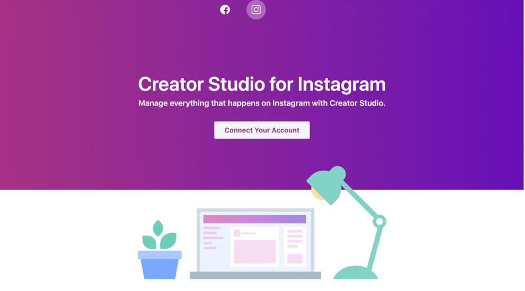 creator facebook instagram