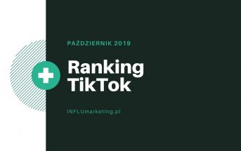 ranking tiktok polska 2019 październik