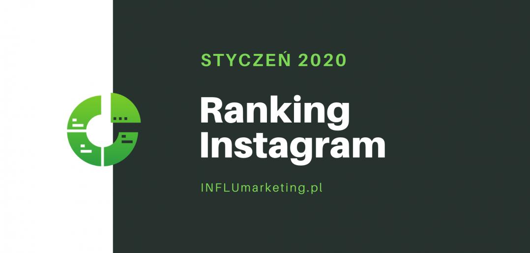 ranking instagram polska 2020 cover photo
