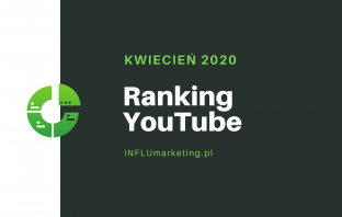 ranking youtube polska 2020 cover photo KWIECIEŃ