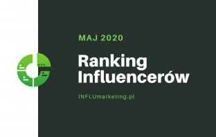 ranking influencerów polska 2020 cover photo maj