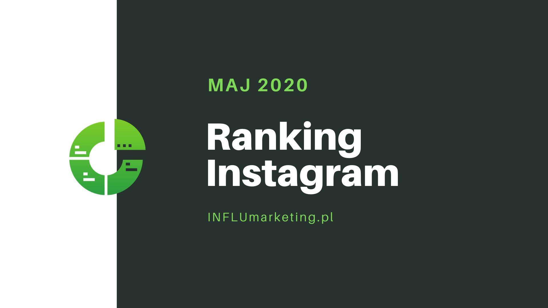 ranking instagram polska 2020 cover photo maj