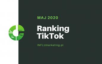 ranking tiktok polska 2020 cover photo maj