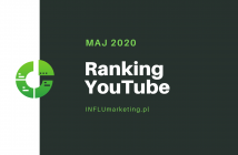 ranking youtube polska 2020 cover photo maj