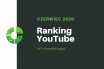 ranking youtube polska 2020 czerwiec cover photo