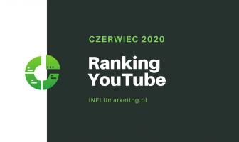 ranking youtube polska 2020 czerwiec cover photo