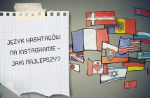 jezyk hashtagów na instagramie jaki najlepszy język hashtagów polskie hashtagi